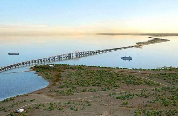 строительство керченского моста 2017