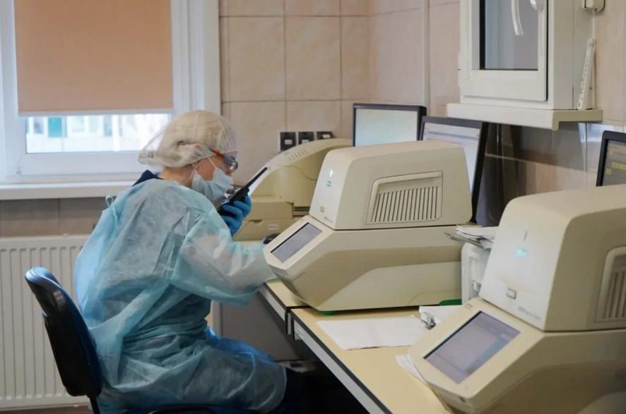Ковидный госпиталь для Вахтовиков